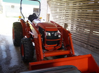 Hopewell Purchases a New Kubota Tractor