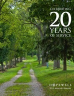 2015: Celebrating 20 Years of Service