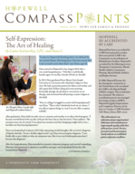 Fall 2015: Self-Expression - The Art of Healing